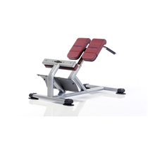 Posilovací lavice TUFF STUFF Hyperextension bench +