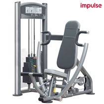Posilovací stroj tlaky na prsa IMPULSE Chest press 91kg