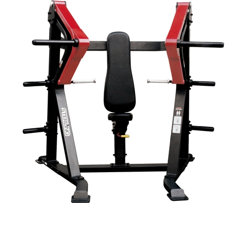 Posilovací stroj IMPULSE FITNESS Chest Press