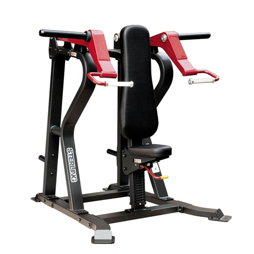 Posilovací stroj IMPULSE FITNESS Shoulder Press