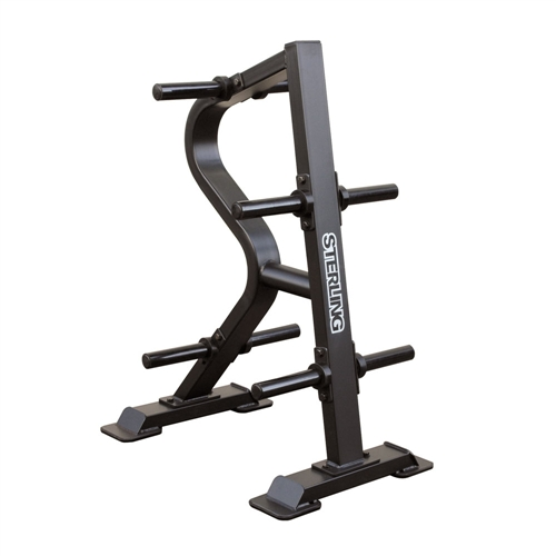Stojan na kotouče IMPULSE FITNESS Plate Rack 50 mm