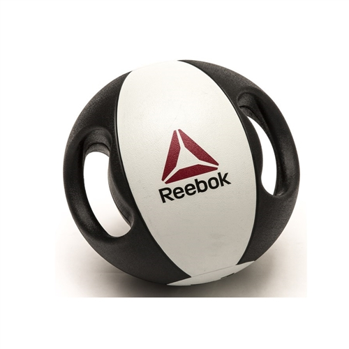 REEBOK, Double grip medicineball, 7 kg