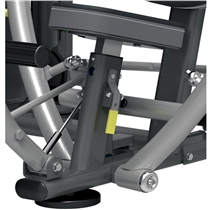 posilovaci stroj chest press impulse it9301 sedak