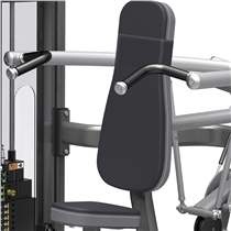 posilovaci stroj Shoulder press impulse it9312 operka a ramena