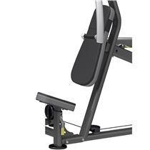 posilovaci stroj chest press  impulse it9331 sedak