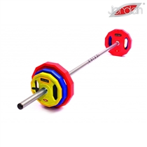 JORDAN FITNESS Studio Barbell tyč 30 mm 1